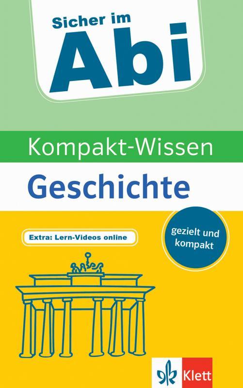Cover-Bild Klett Kompakt-Wissen Geschichte