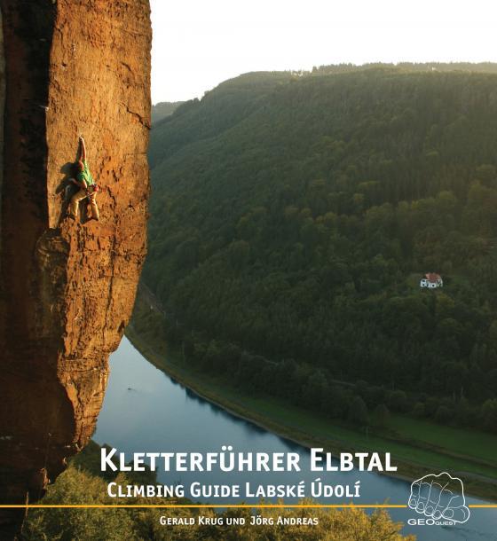 Cover-Bild KLETTERFÜHRER ELBTAL