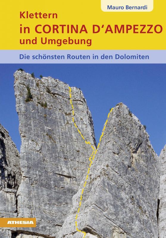 Cover-Bild Klettern in Cortina d'Ampezzo und Umgebung