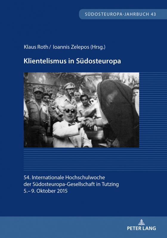 Cover-Bild Klientelismus in Südosteuropa