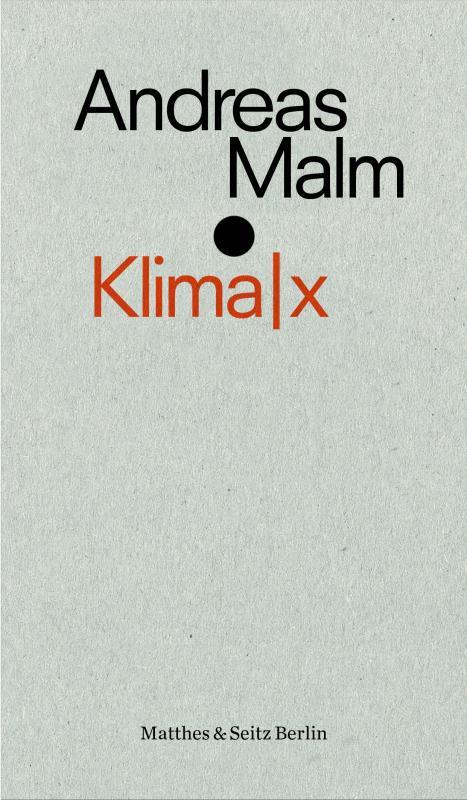 Cover-Bild Klima|x