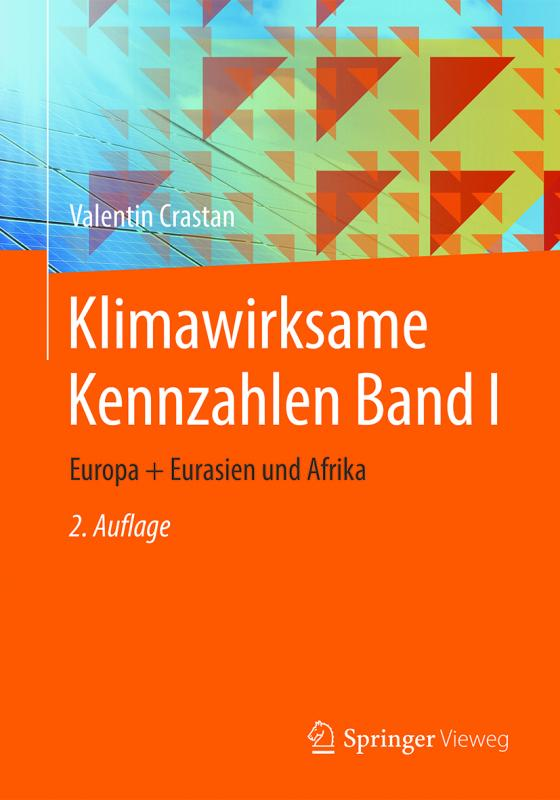 Cover-Bild Klimawirksame Kennzahlen Band I