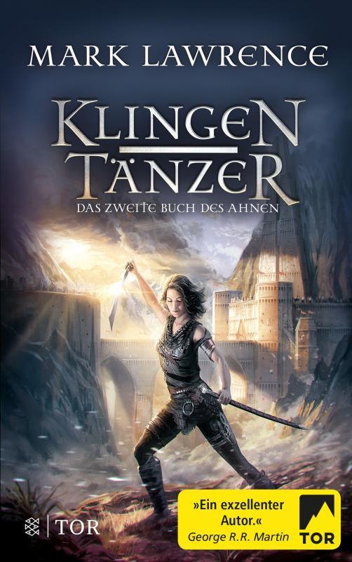 Cover-Bild Klingentänzer