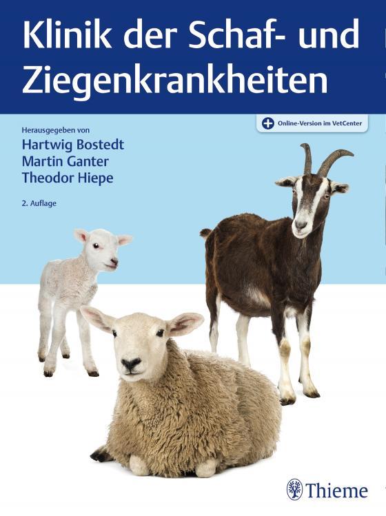 Cover-Bild Klinik der Schaf- und Ziegenkrankheiten