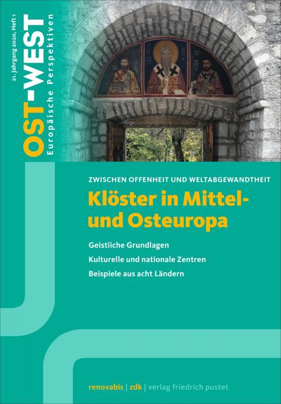 Cover-Bild Klöster in Mittel- und Osteuropa