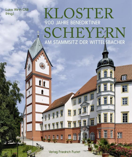 Cover-Bild Kloster Scheyern
