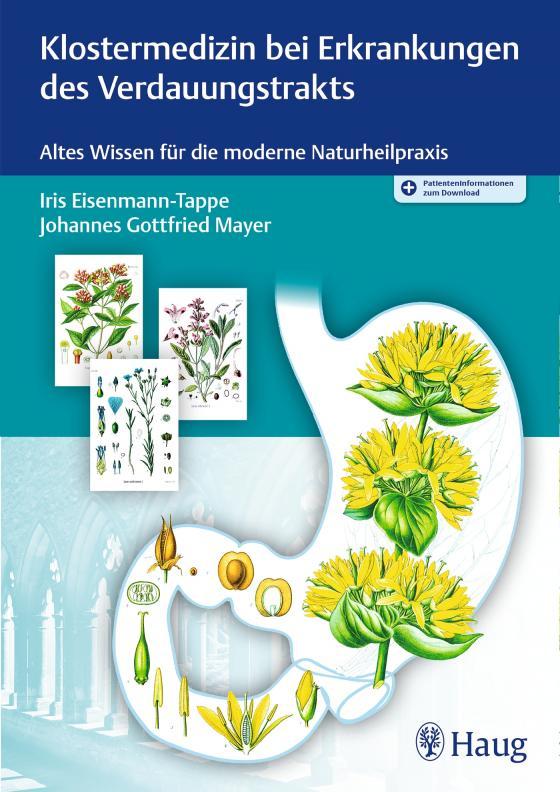 Cover-Bild Klostermedizin bei Erkrankungen des Verdauungstrakts