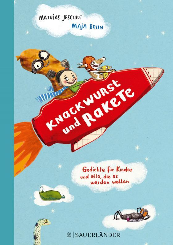 Cover-Bild Knackwurst und Rakete