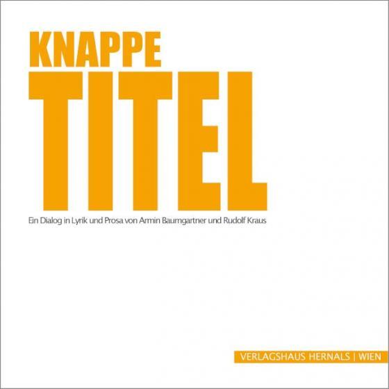 Cover-Bild Knappe Titel