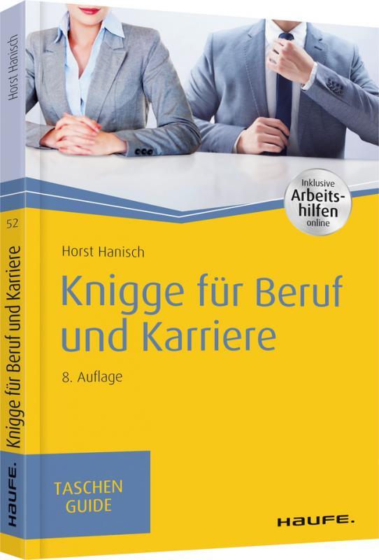 Cover-Bild Knigge für Beruf und Karriere