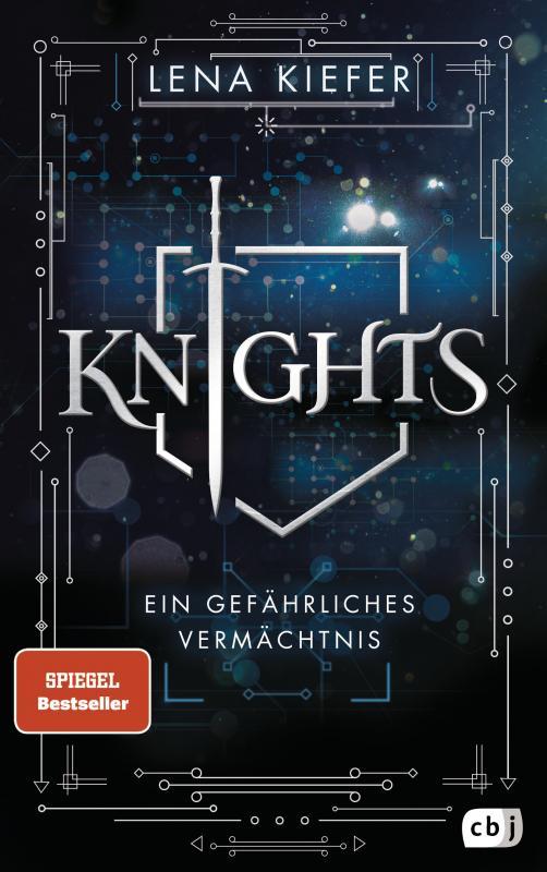 Cover-Bild KNIGHTS - Ein gefährliches Vermächtnis