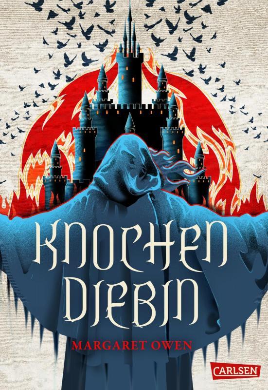 Cover-Bild Knochendiebin (Die zwölf Kasten von Sabor 1)