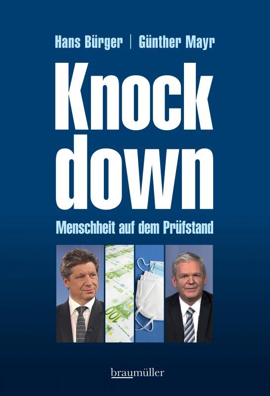 Cover-Bild Knockdown - Menschheit auf dem Prüfstand