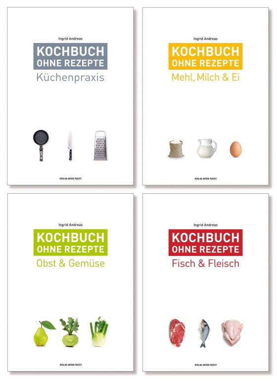 Cover-Bild Kochbuch ohne Rezepte