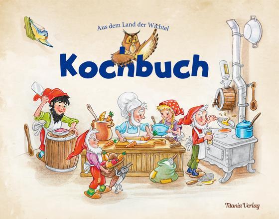 Cover-Bild Kochbuch