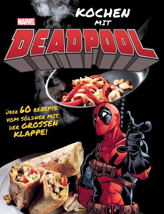 Cover-Bild Kochen mit Deadpool