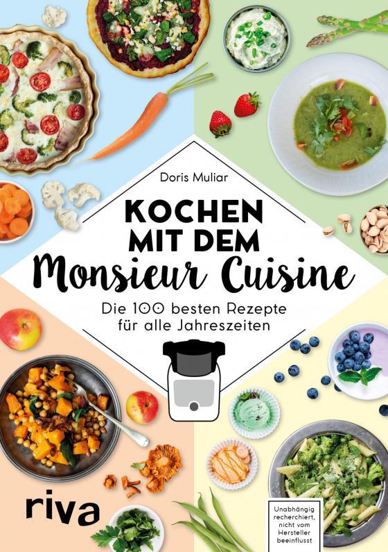Cover-Bild Kochen mit dem Monsieur Cuisine