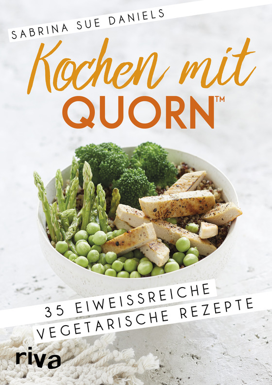 Cover-Bild Kochen mit Quorn™