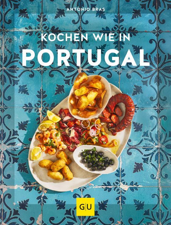 Cover-Bild Kochen wie in Portugal