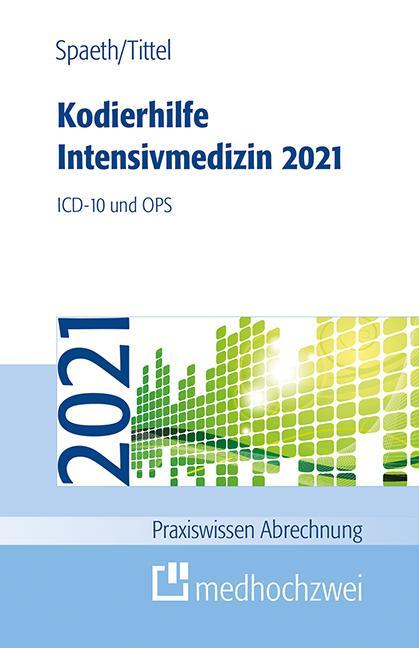 Cover-Bild Kodierhilfe Intensivmedizin 2021