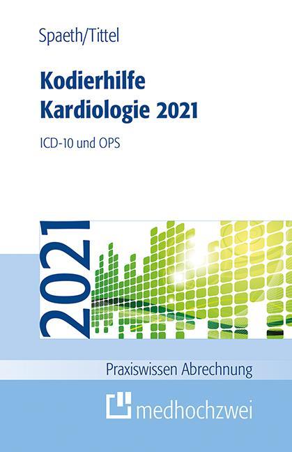 Cover-Bild Kodierhilfe Kardiologie 2021