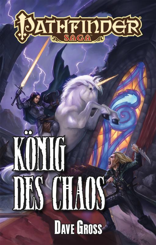 Cover-Bild König des Chaos