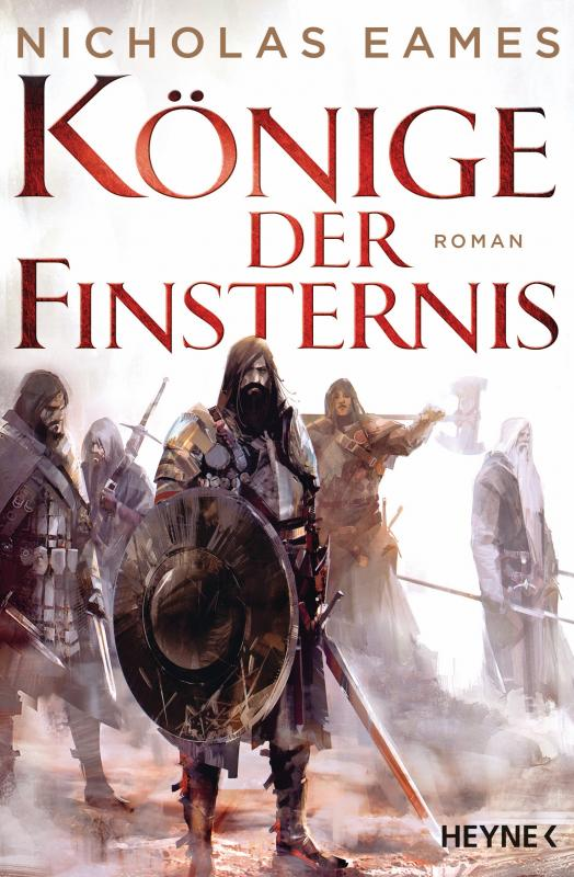 Cover-Bild Könige der Finsternis