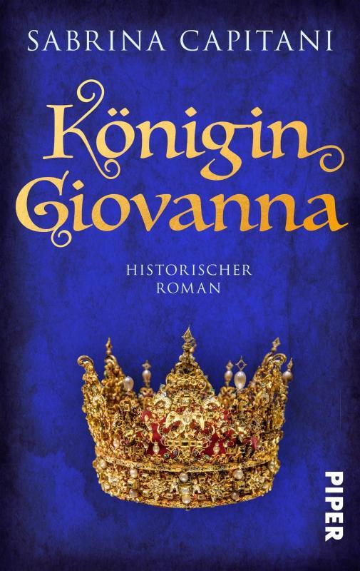 Cover-Bild Königin Giovanna