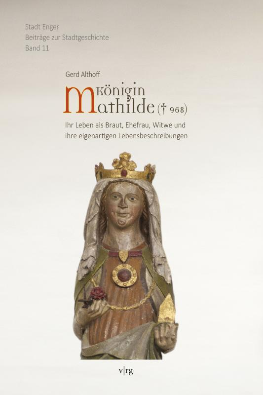 Cover-Bild Königin Mathilde († 968)