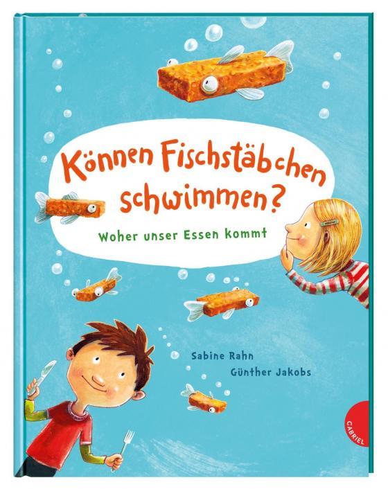 Cover-Bild Können Fischstäbchen schwimmen?