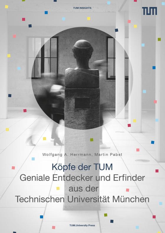 Cover-Bild Köpfe der TUM