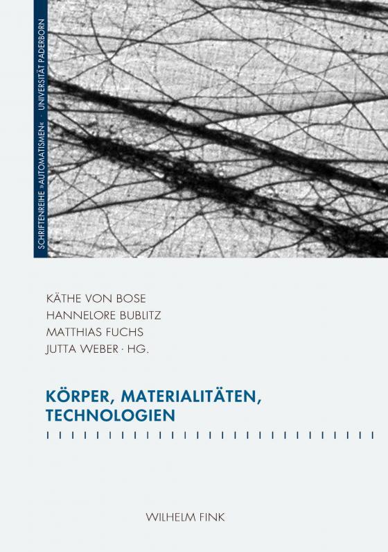 Cover-Bild Körper, Materialitäten, Technologien