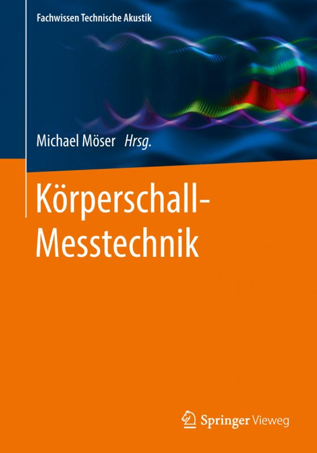 Cover-Bild Körperschall-Messtechnik