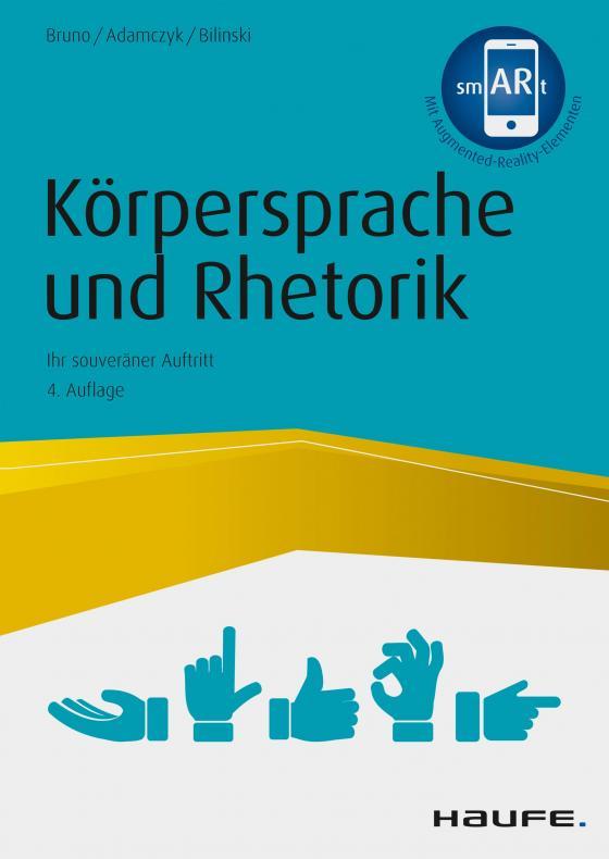 Cover-Bild Körpersprache und Rhetorik