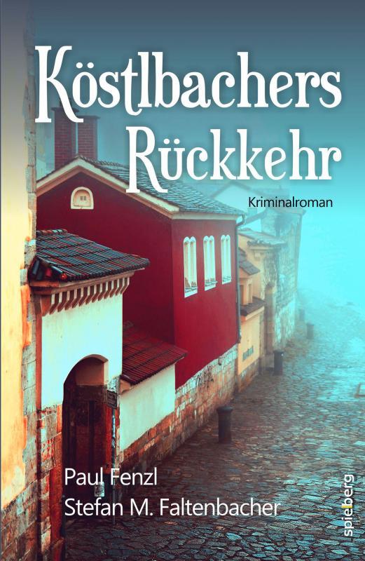 Cover-Bild Köstlbachers Rückkehr