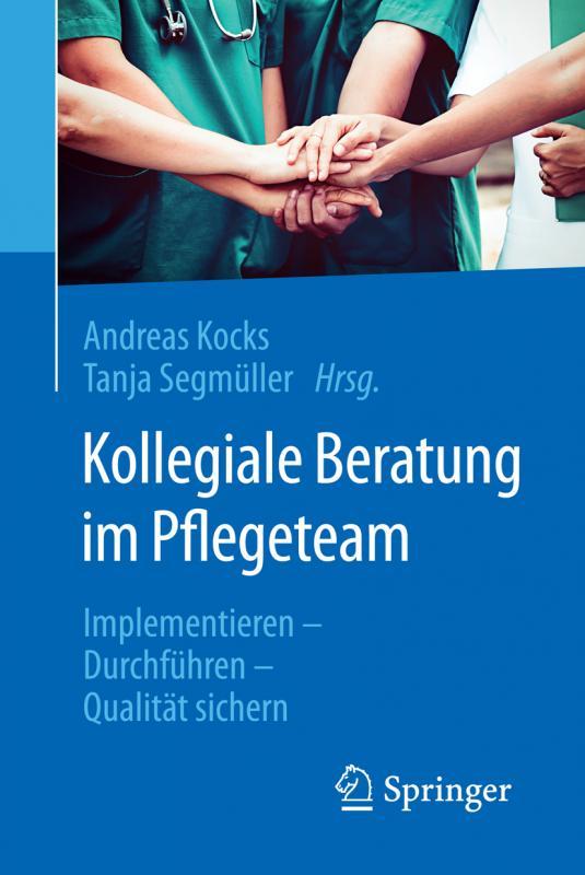 Cover-Bild Kollegiale Beratung im Pflegeteam