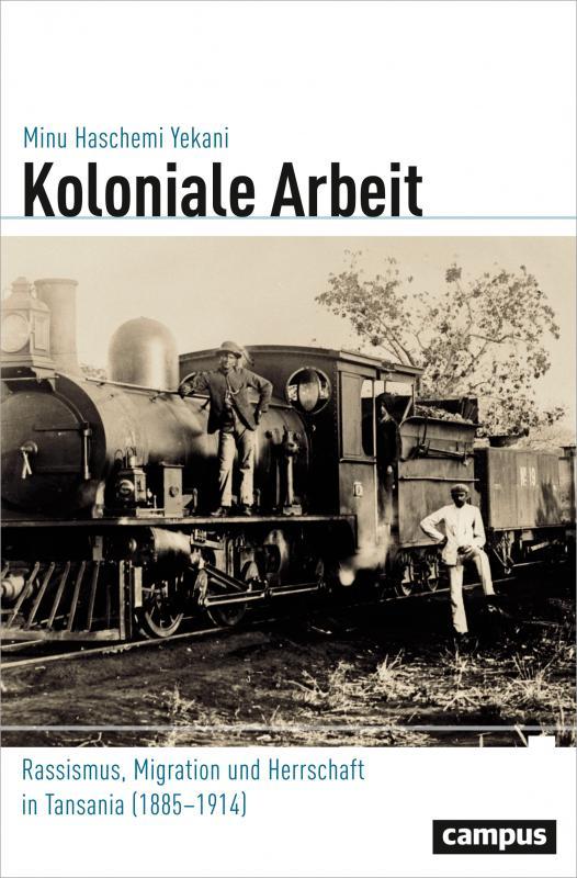 Cover-Bild Koloniale Arbeit
