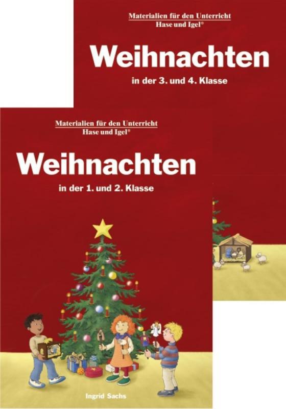 Cover-Bild Kombipaket Weihnachten Grundschule