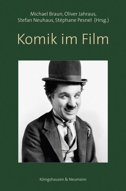 Cover-Bild Komik im Film