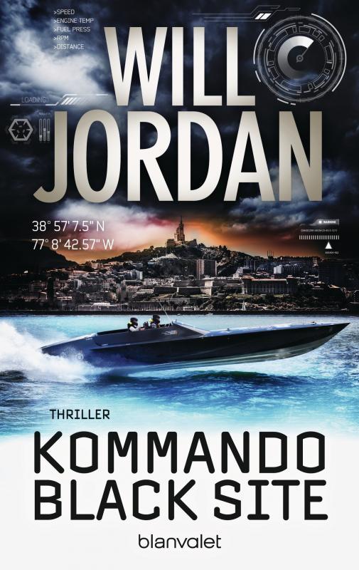 Cover-Bild Kommando Black Site