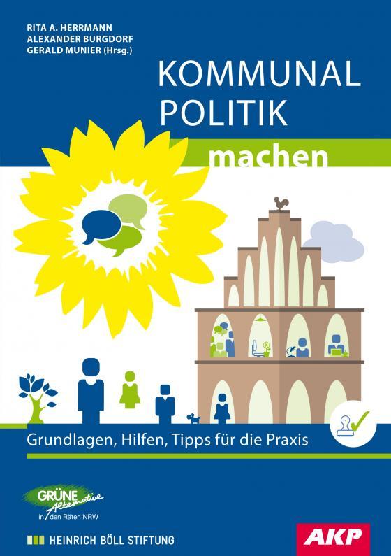 Cover-Bild Kommunal Politik machen