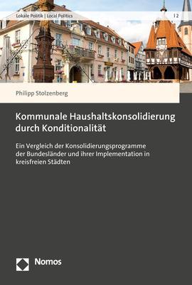 Cover-Bild Kommunale Haushaltskonsolidierung durch Konditionalität