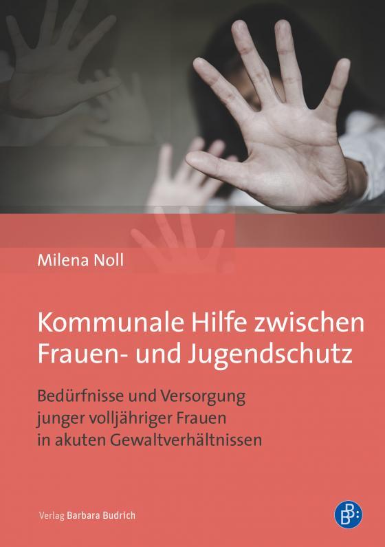 Cover-Bild Kommunale Hilfe zwischen Frauen- und Jugendschutz