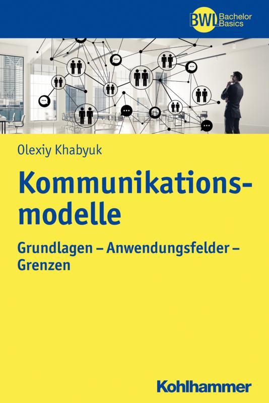 Cover-Bild Kommunikationsmodelle