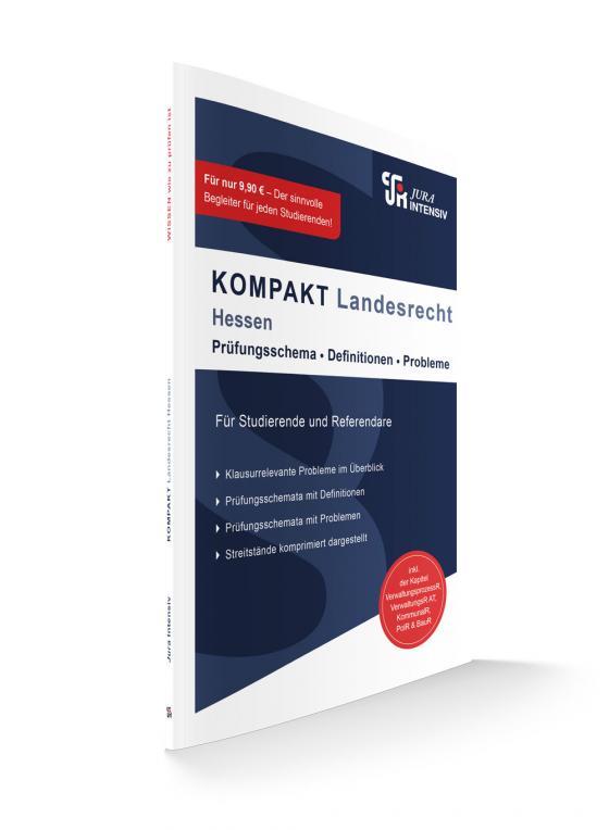 Cover-Bild KOMPAKT Landesrecht - Hessen