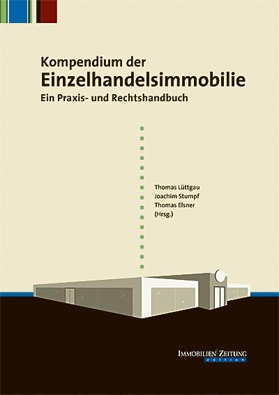 Cover-Bild Kompendium der Einzelhandelsimmobilie