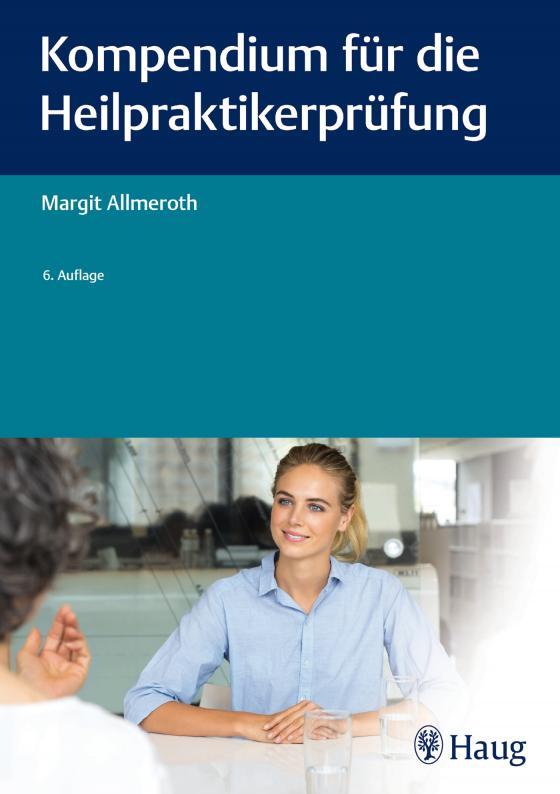 Cover-Bild Kompendium für die Heilpraktiker-Prüfung