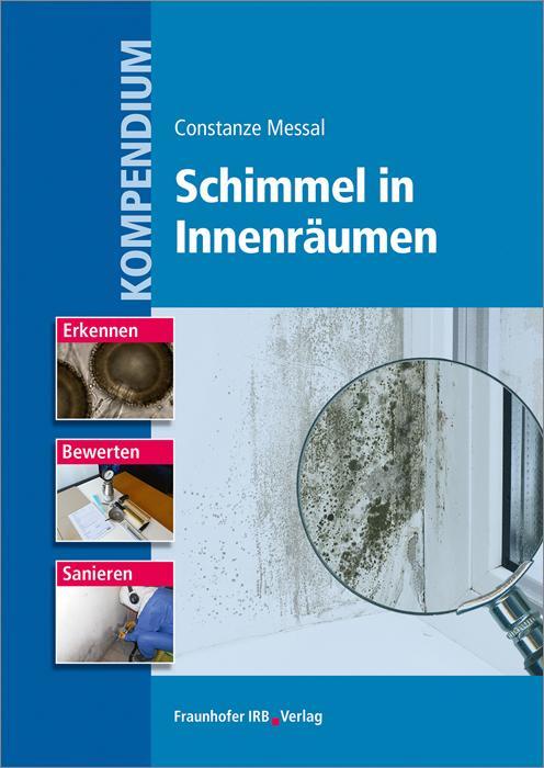Cover-Bild Kompendium Schimmel in Innenräumen.
