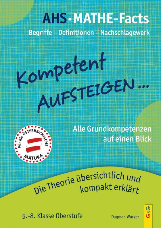 Cover-Bild Kompetent Aufsteigen - Mathe-Facts