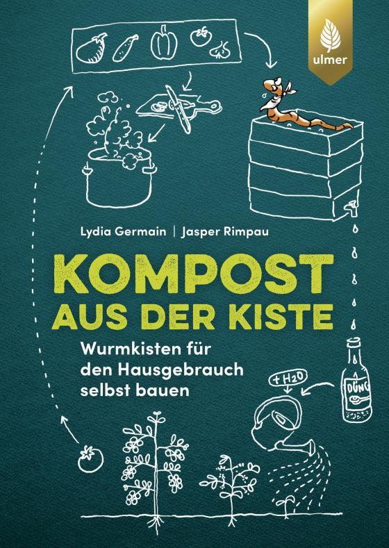 Cover-Bild Kompost aus der Kiste